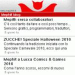 Mephit blog nel Nokia Ovi Store